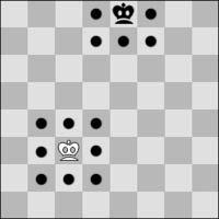 movimientos del rey